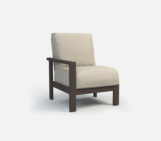 Right Arm Chat Chair