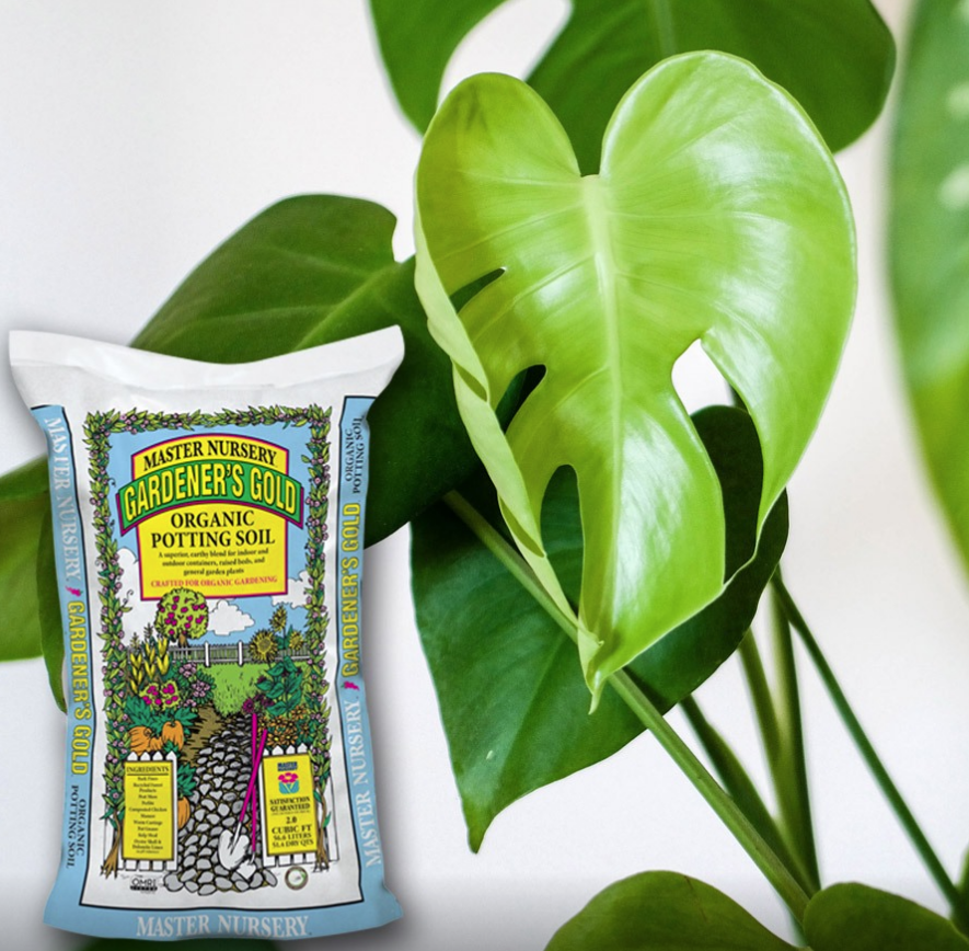 Gardeners Gold Organic Potting Soil